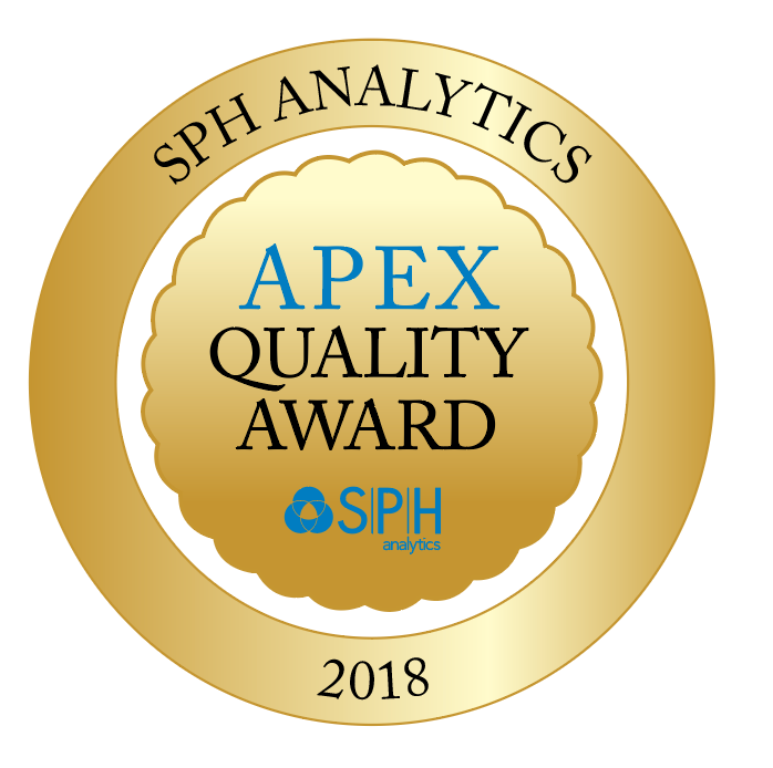 APEX Quality Award 2016-2017