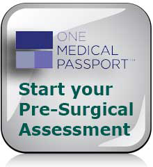 One Medical Passport - Start your pre-surgical assessment
